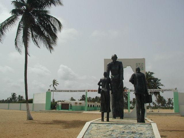 West Africa Eclipse Travelogue